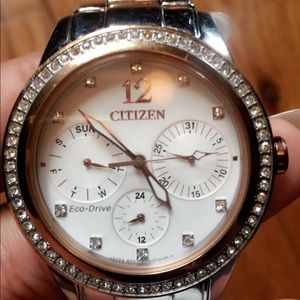 ✨Citizen Eco- drive watch ✨